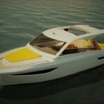 Новый катер Vida-33 от судоверфи Bavaria